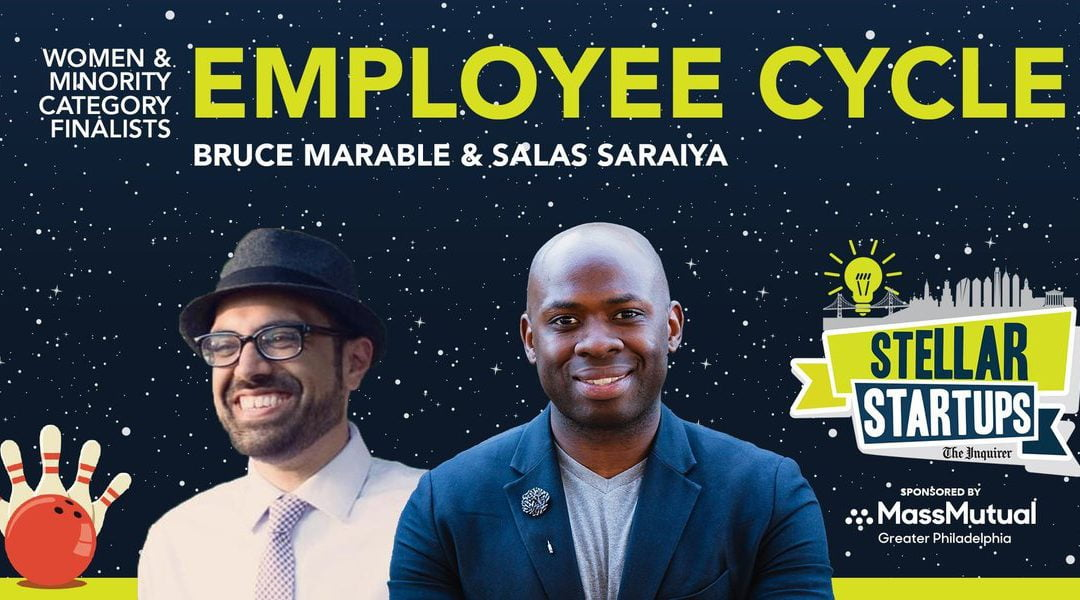 Employee Cycle Finalists in Stellar Startup Awards